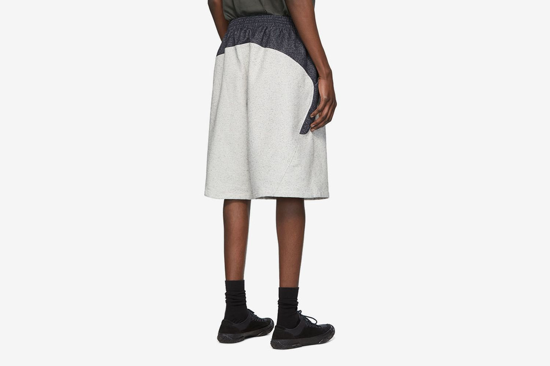 Linen Louisville Wide Shorts