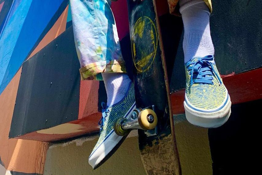 Salehe Bembury Is Collaborating With Everybody & Vans Is Next 3