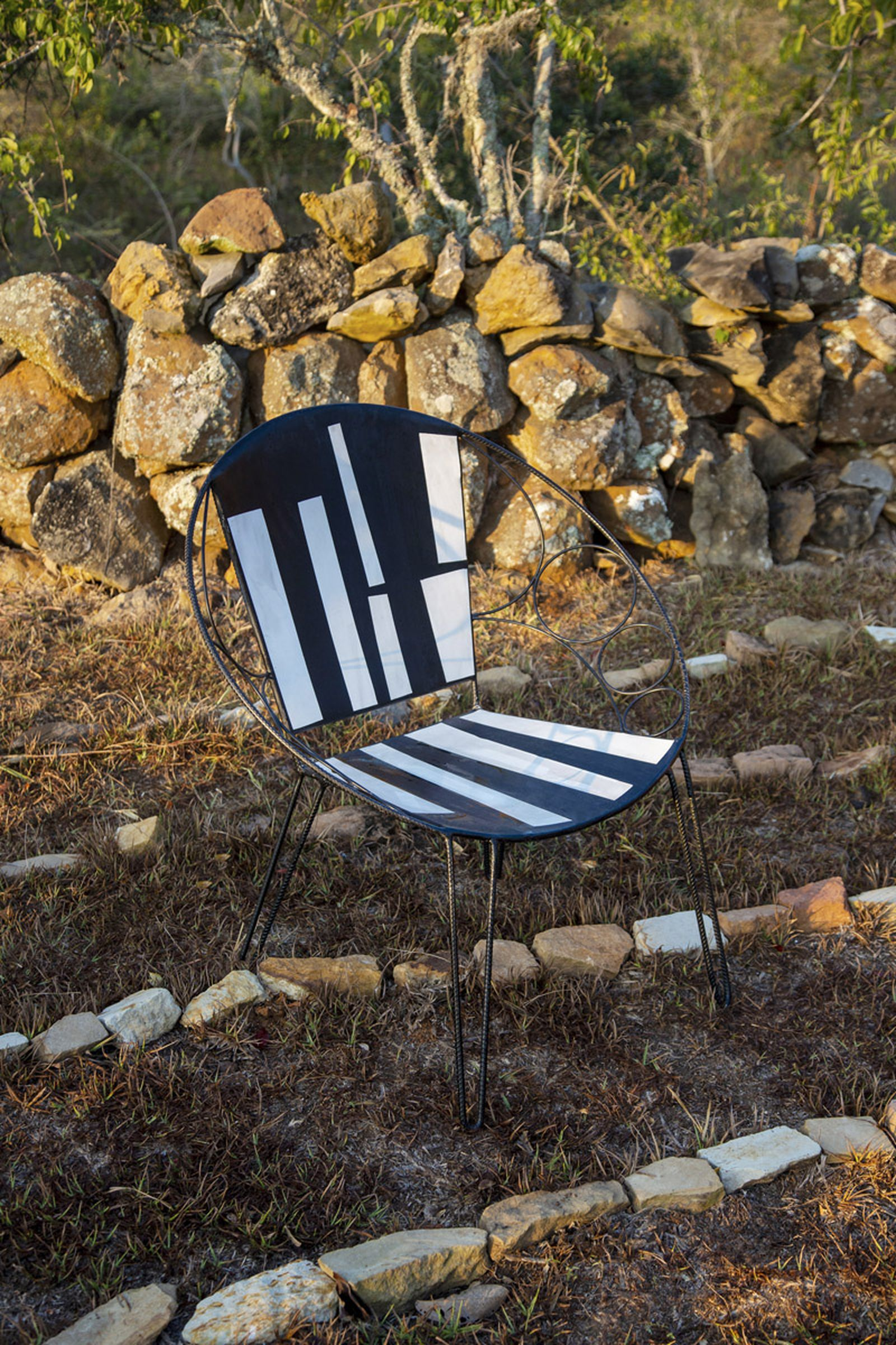 Images of Marni's new furniture range