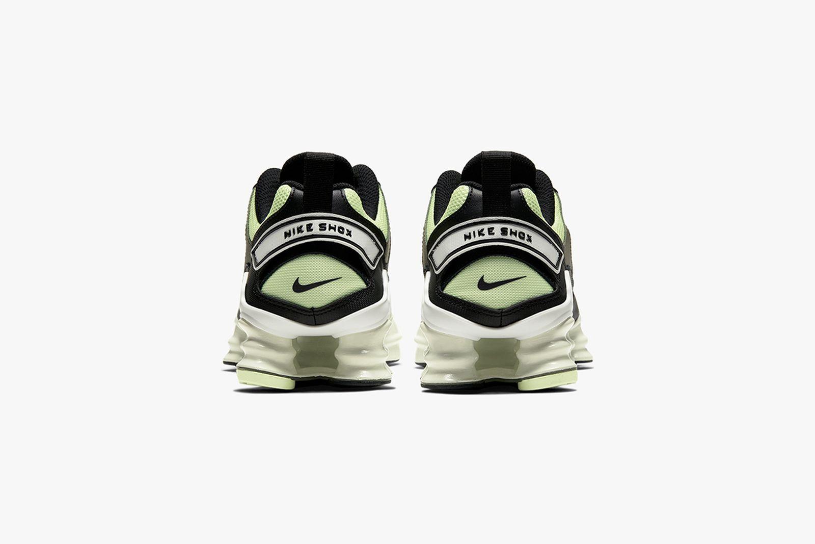 "Nike Shox TL Nova ""Black/Volt"""