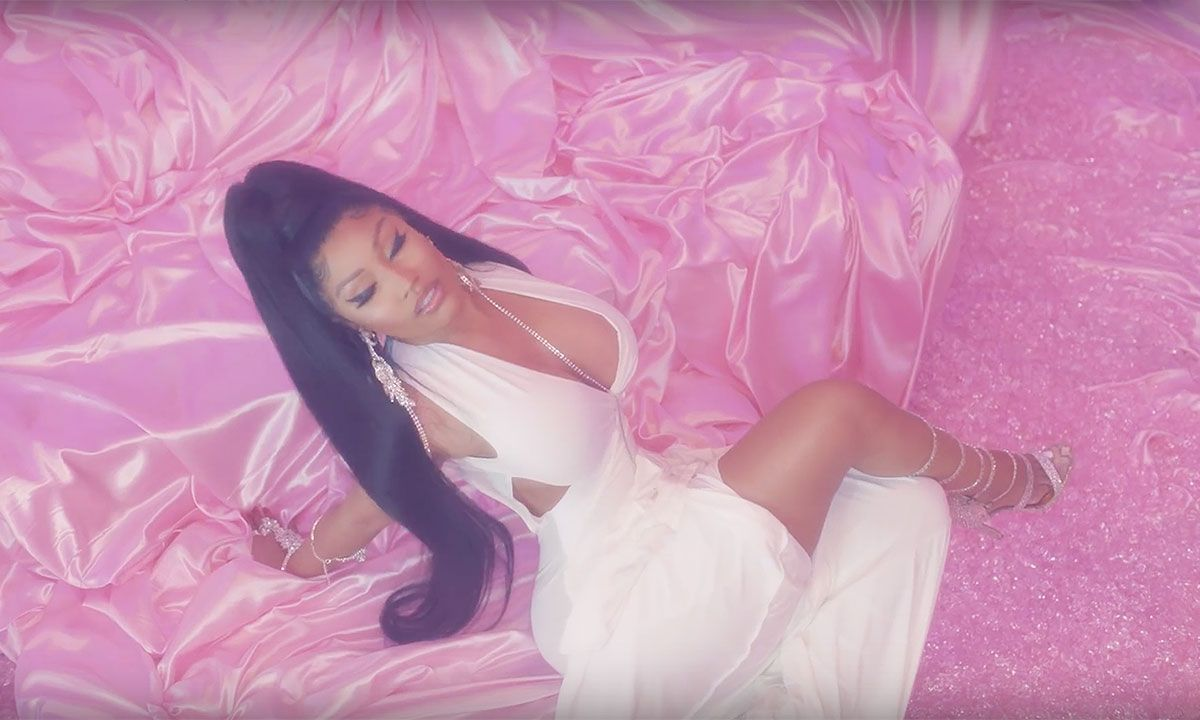 "Nicki Minaj Makes Another Post-Retirement Return in Karol G's New Video ""Tusa"""