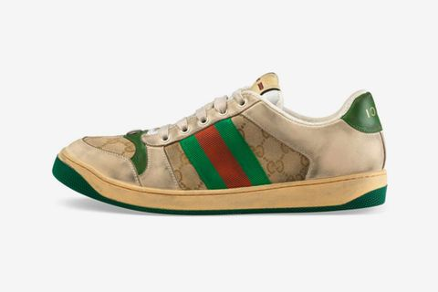 gucci distressed sneakers best comments roundup jeff goldblum pusha t