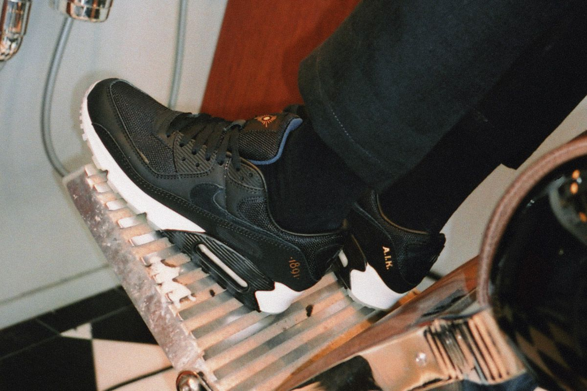 One of the World's Most Stylish Clubs Just Got Its Own Air Max 90 27