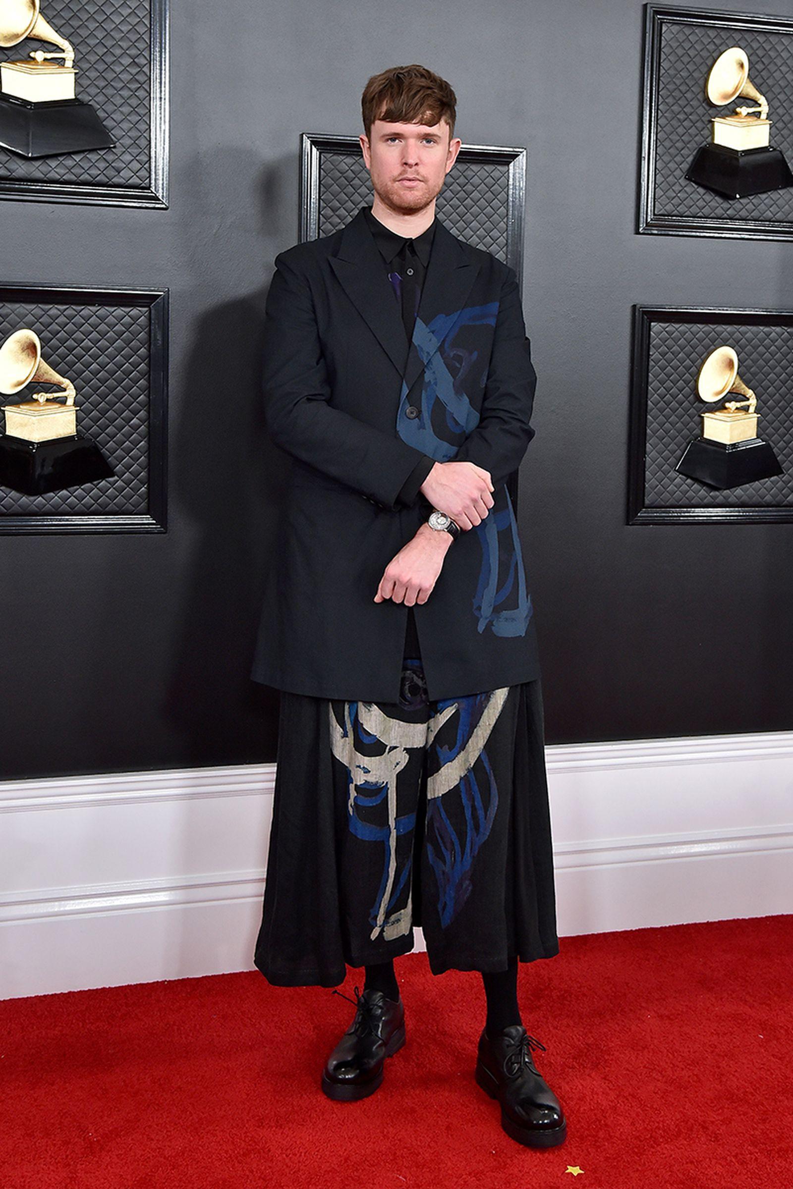 James Blake Grammys