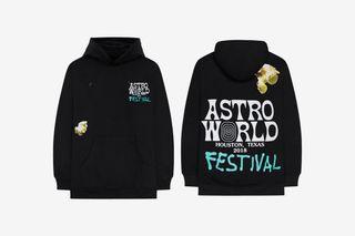 Travis Scott Just Dropped Astroworld Festival Merch