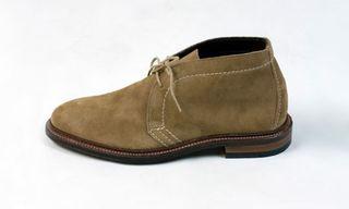 Alden Unlined Chukka Boot