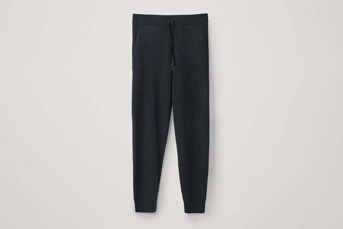 Affiliate Marketing Relaxed Cashmere Trousers