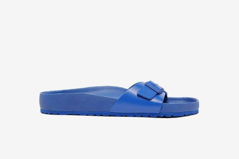 Madrid One-strap Leather Sandals