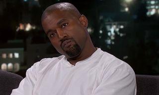 Watch Kanye West Talk Donald Trump and Pornhub on 'Kimmel'