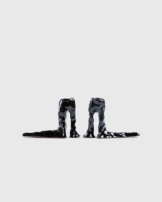 Laura Welker – Candle Holder Black - Image 1