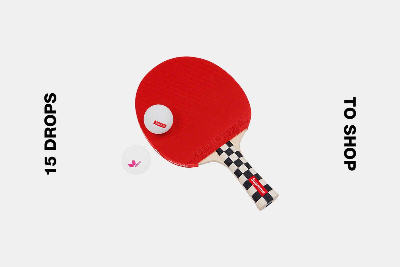 Supreme Table Tennis