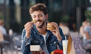 McDonald's Marks Big Mac's 50th Birthday With a Burger Currency Called MacCoin