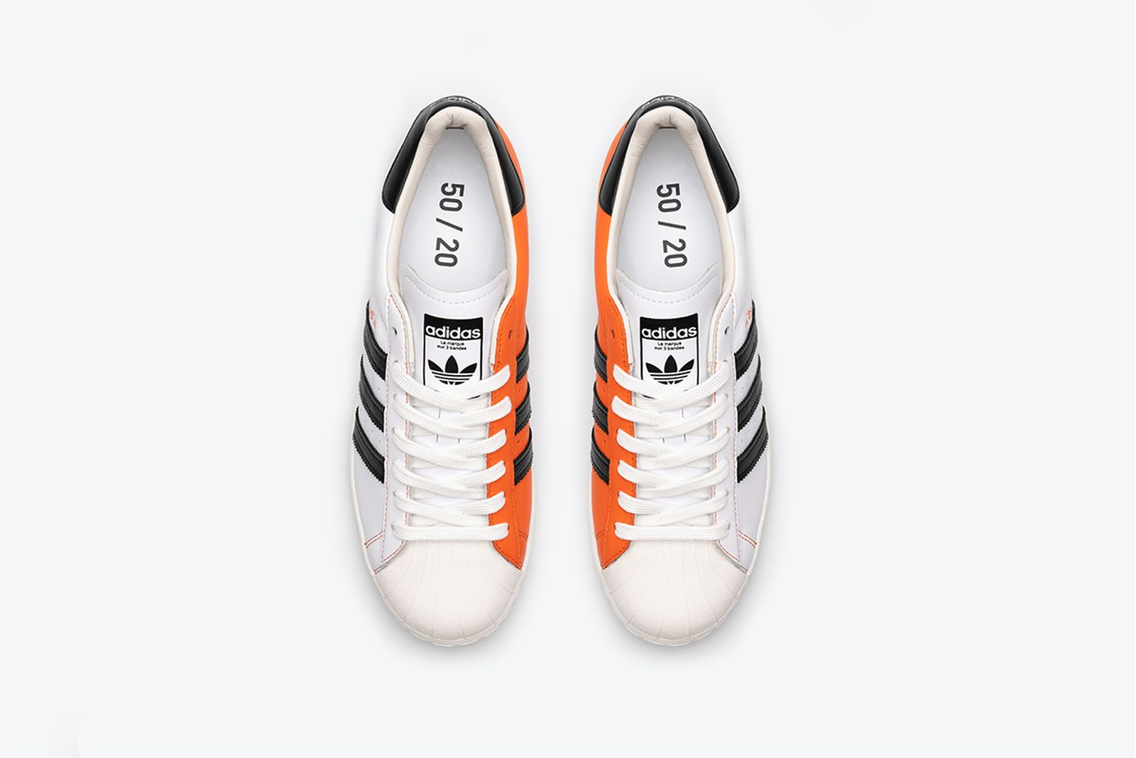 size? 20th Anniversary adidas Superstar