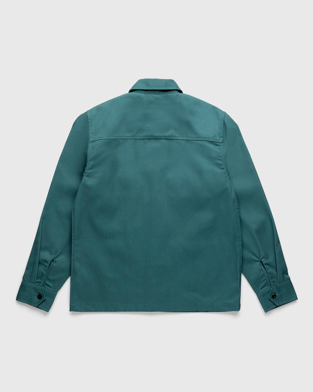 Highsnobiety x Dickies – Service Shirt Lincoln Green - Image 2