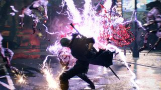 devil may cry 5 gamescon 2018 trailer capcom