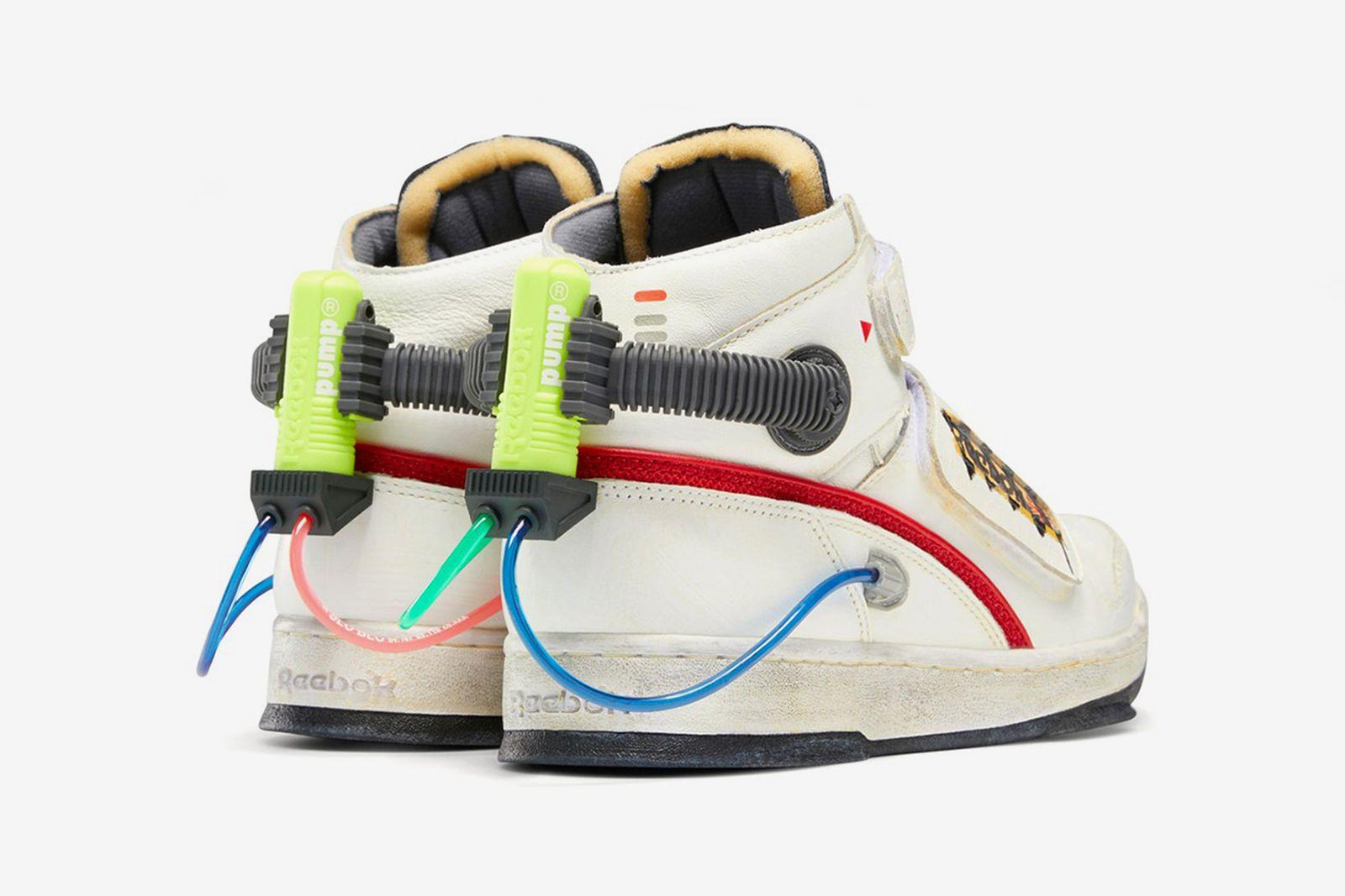 Ghostbusters Reebok sneakers