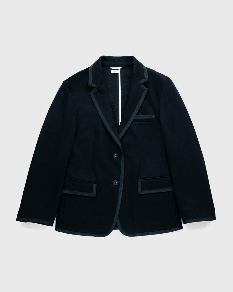 Thom Browne x Highsnobiety — Women's Deconstructed Sport Jacket Black