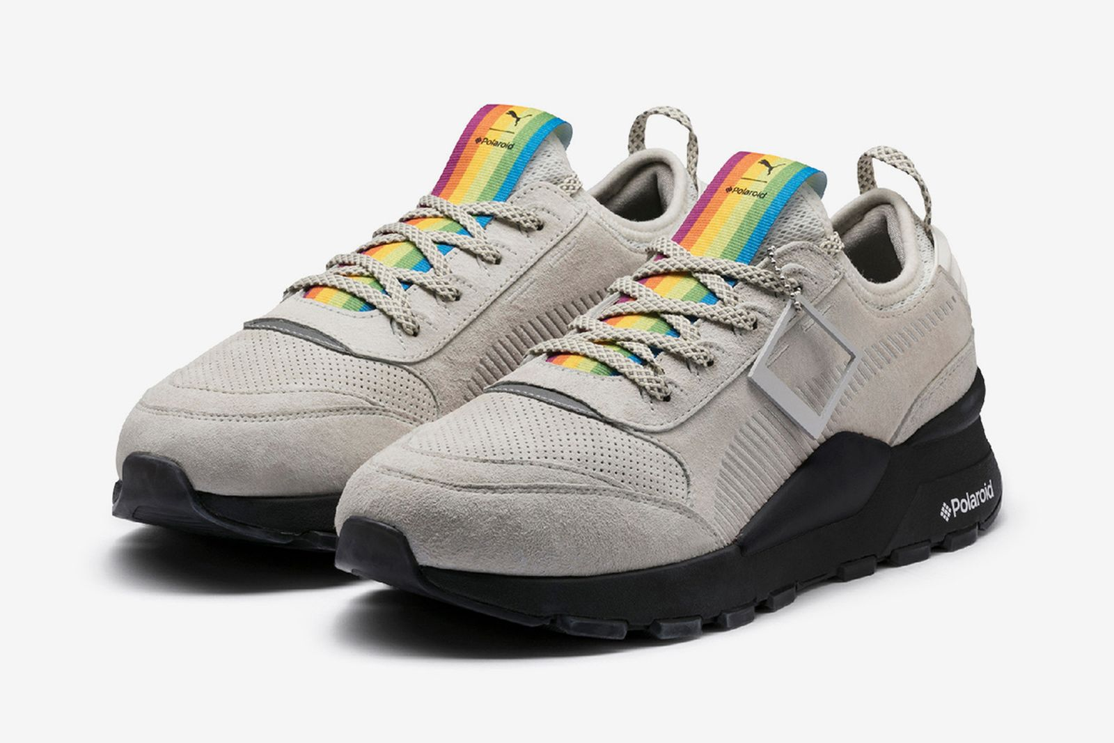 polaroid puma rs sneaker pack release date price