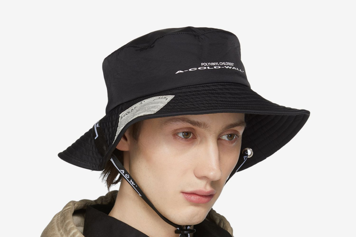 SSENSE Exclusive Logo Hat