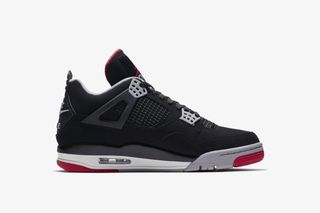 "8bae2b4b47ea Nike Air Jordan 4 ""Bred""  When   Where to Buy Today"