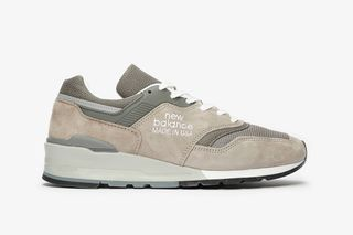 hot sale online 8b7d6 a140d New Balance 997 Grey Day: Official Images & Where to Buy Today