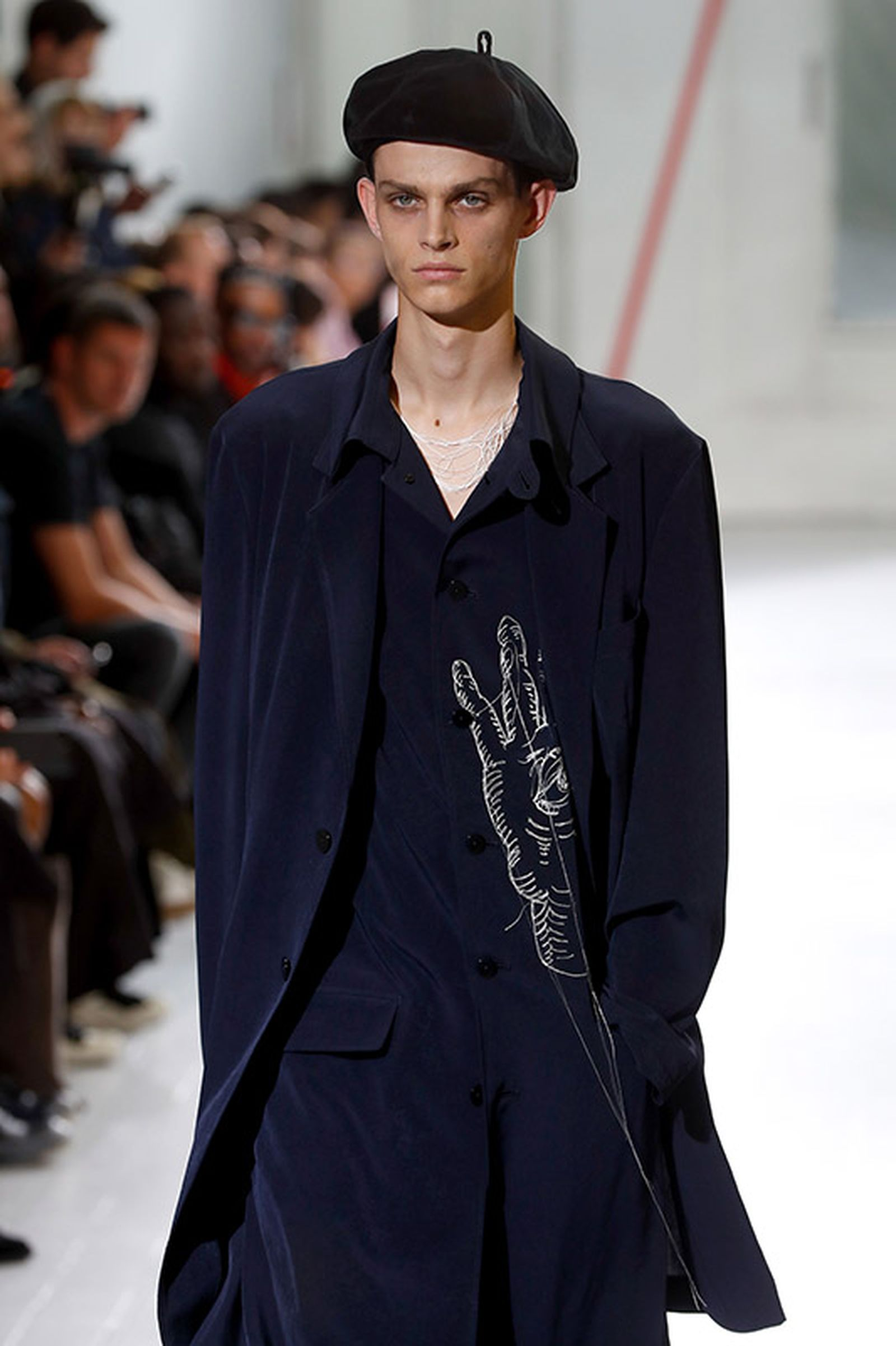 paris fashion week runway ss20
