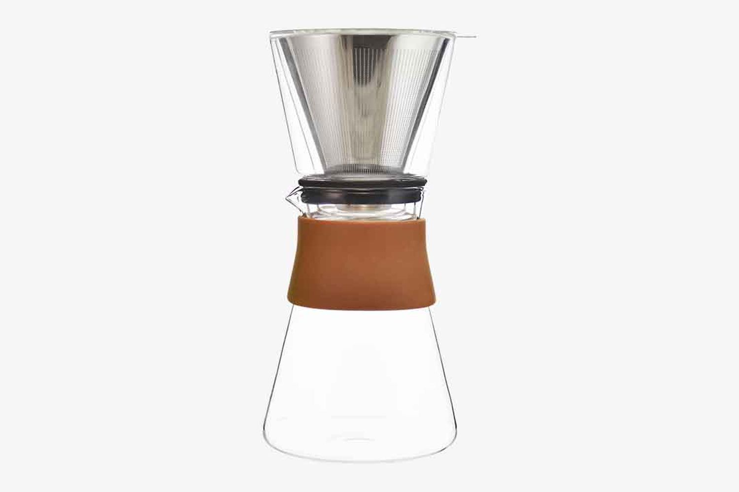 Amsterdam Pour-Over Coffee Maker