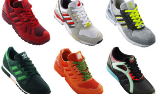 adidas aZX: Q To W | Undefeated/DQM/ARC/WoodWood