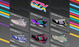 Adidas aZX | Y Is For You