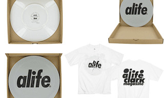 Alife NYC x Clark Magazine x Non Sans Raison | Plate And T-Shirt