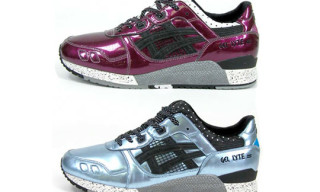Mita x Asics Gel Lyte III Pack | Purple Haze And Blue Berry
