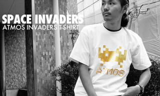 Atmos x Space Invaders T-Shirts