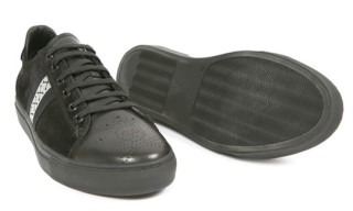 Barker Black Sneakers