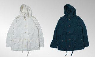 Beams+ x Schott Snow Parka