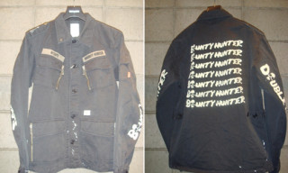 Bounty Hunter x WTAPS M-65 Jacket
