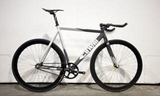 Mash SF x Cincelli Fixed Gear Bike