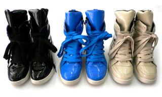 Diet Butcher Slim Skin Hi-Top Sneakers