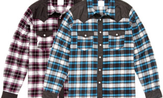 Levi's Fenom Flannel Western Shirts