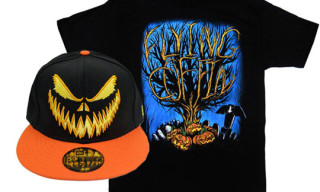 Flying Coffin Halloween Pack | New Era Cap And T-Shirt