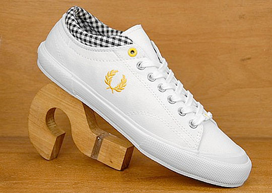 Fred Perry x Size? Gingham Pack Released   Highsnobiety