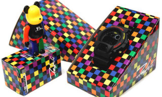 Futura Laboratories x G-Shock x Bearbrick Pack