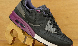 Nike Air Max Light Black/Mulberry