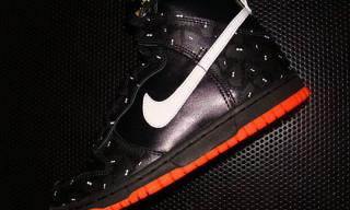 "Nike Dunk Hi ""Halloween"""