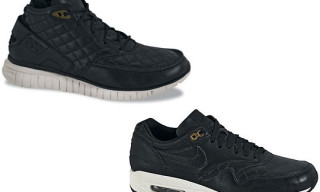 Nike Fall 2008 Quilted Pack | Air Max 1 & Free Hybrid Boot