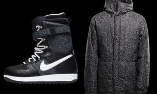 Nike Snowboarding Goes Live | Stash Collaboration