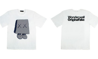 Original Fake x Wonderwall T-Shirt