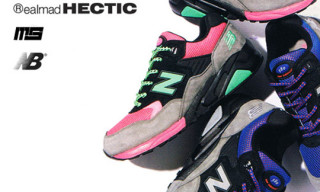 Real Mad Hectic x Mita x New Balance MT580 | 14th Edition
