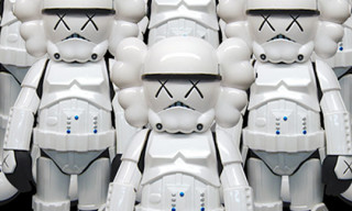 "Original Fake Stormtrooper ""Kaws Version"" Release Info"