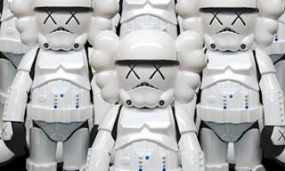 "Original Fake Stormtrooper ""Kaws Version"" Release Info"