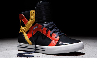 New Supra Releases | Skytop G-State & Greco High Fishnet